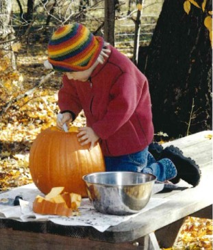 Home Page Slide show- Pumpkin Carving