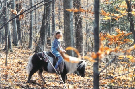 Homepage Slideshow- Girl riding horse
