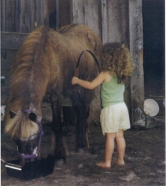 Homepage Slideshow- Girl with Horse
